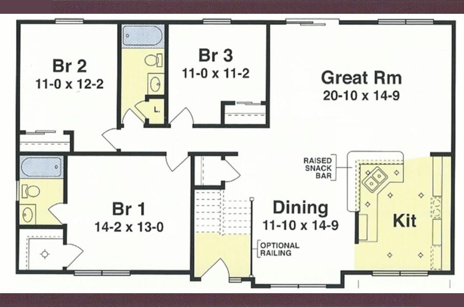 BiLevel Split Level Archives Spartec Modular Homes – Split Level Modular Homes Floor Plans