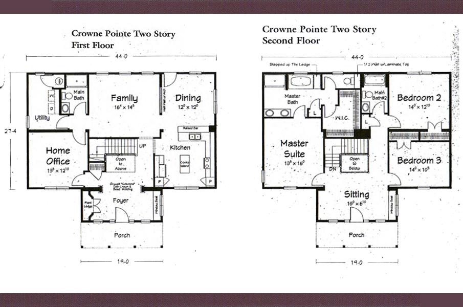 Crown Communities Floor Plans: Spartec Modular Homes