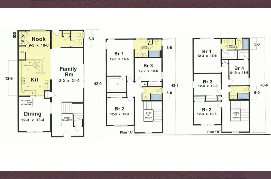 Lenox 2 132 sq ft spartec modular homes for The lenox floor plan